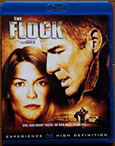 The Flock [ Blu-Ray, Reg.A/B/C Import - Sweden ]