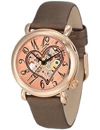 Stuhrling Original Women's 109.12450 Lifestyle 'Cupid II' Automatic Skeleton Watch