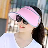 Outdoor Sunblock Visor, Womens Sports Gear UV