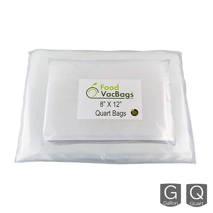 100 Vacuum Seal Storage Bags | 50 Quart 8