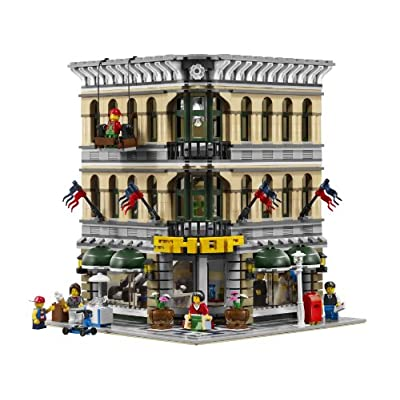 LEGO Creator Grand Emporium 10211 (Discontinued by manufacturer): Toys & Games