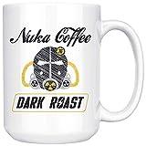 Hangry Gamer Gear - Fallout Nuka Coffee Dark Roast Mug
