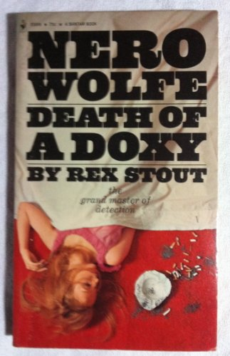 Nero Wolfe Mystery - Death of a Doxy