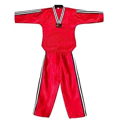 Manga larga traje de GI / traje de judo práctica ...