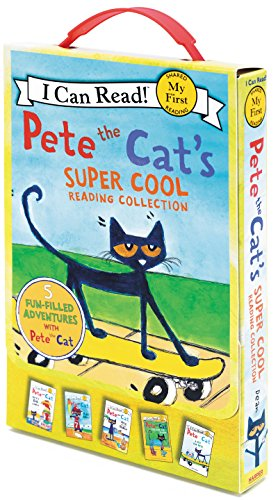 Pete the Cats Super Cool Reading Collection (My First I Can Read)