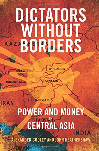 Dictators Without Borders Power Central product image