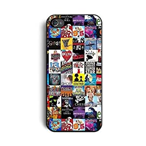 Broadway Collage Case Iphone 5 Case Iphone 5s Case