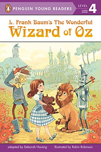 L. Frank Baum's Wizard of Oz (Penguin Young Readers, Level 4) -