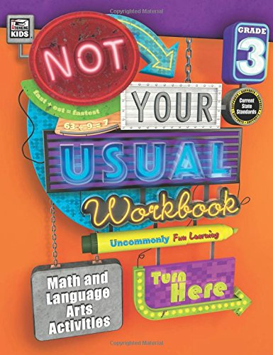 Download Not Your Usual Workbook, Grade 3 pdf