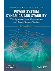Power System Dynamics and Stability: With Synchrophasor Measurement and Power System Toolbox