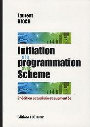 Initiation a la Programmation avec Scheme