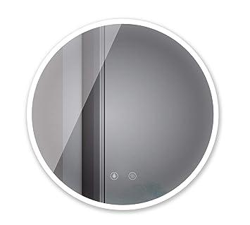 Sogoo Nouvelle Génération 21w Circum 60cm Miroir Rond Mural