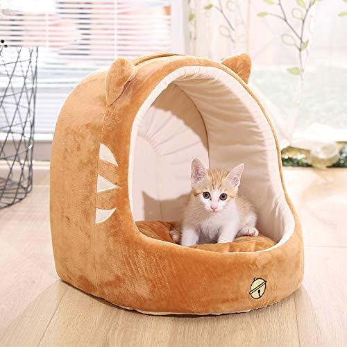 Fashion Pet Cat Bed Nest, Cat House para Cat Bed para Gatos Cesto para Gatos Productos para Mascotas Mat para Accesorios para Gatos Marshmallow Cat Bed: Amazon.es: Hogar