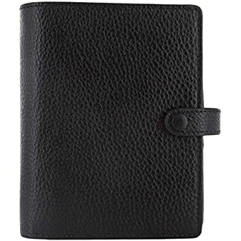 Amazon.com: Filofax 026960 Metropol 2013 Pocket Black ...