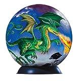 Ravensburger Dragon World - 240 Piece puzzleball
