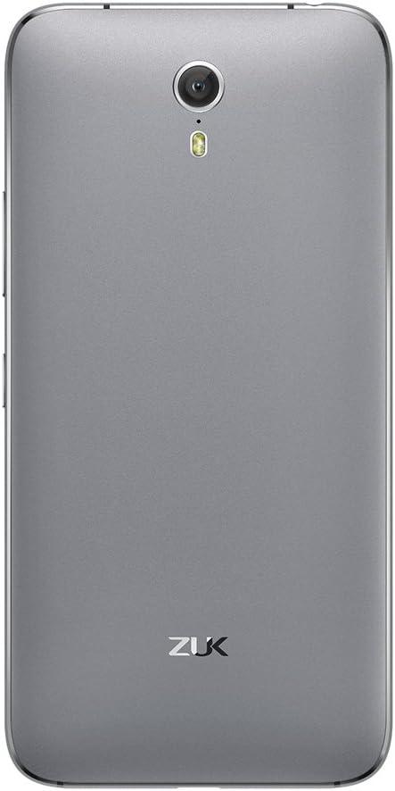 ZUK Z1 teléfono inteligente 4G 5.5 pulgadas IPS pantalla Cyanogen OS 12.1 USB3.0 Tipo-C Conector Qualcomm Snapdragon de 801 2.5GHz cámaras duales y de identificación huella dactiloscópoca.: Amazon.es: Electrónica