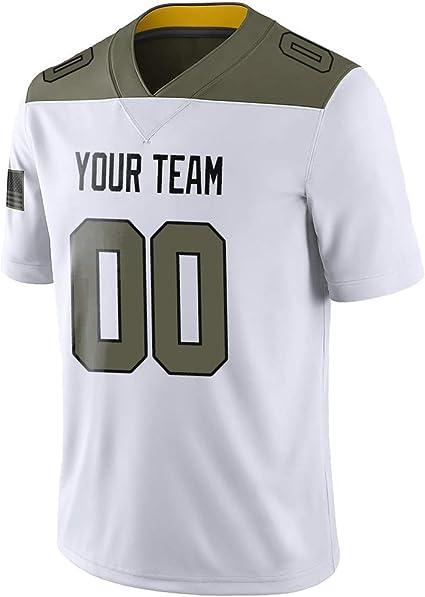 Pullonsy Salute to Service Camisetas de fútbol personalizadas ...