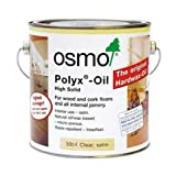 OSMO Polyx Hard Wax Oil 2.5 Liter