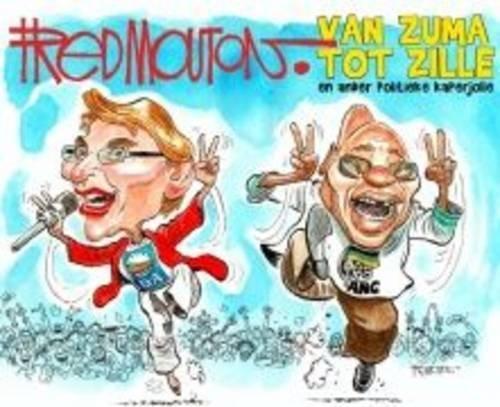 Van Zuma Tot Zille En Ander Politieke Kaperjolle (Afrikaans Edition)