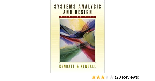 Systems Analysis And Design 5th Edition 9780130415714 Computer Science Books Amazon Com