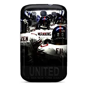 Hot Gtb6623cTPD New York Giants Tpu Cases Covers Compatible With Galaxy S3