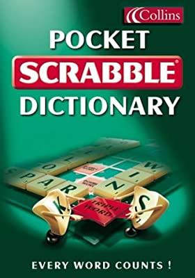 Collins Pocket Scrabble Dictionary: Amazon.es: Libros en idiomas extranjeros