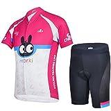 Children Jersey Set - Jacket Outdoor Clothing Shorts Kids Riding Equipment-511
