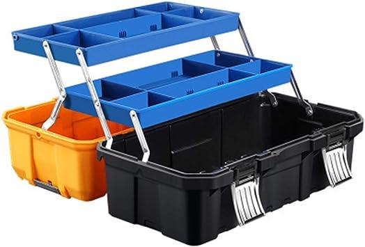 ASWT-Caja Herramienta Plástico, Caja De Almacenamiento ...