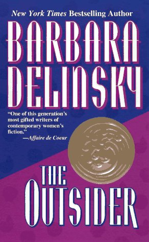 book cover of The Outsider