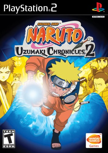 Amazon com: Naruto Uzumaki Chronicles 2 - PlayStation 2