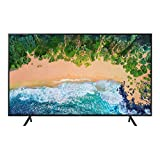 "Samsung pantalla plana Smart TV UN58NU7100FXZX, 58"" (3840 x 2160 Pixeles) 4k, Ultra HD, 120hz, HDMI, USB, Built-in Wi-Fi, color negro"