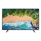 "Samsung pantalla plana Smart TV UN58NU7100FXZX, 58"" (3840 x 2160 Pixeles) 4k, Ultra HD, 120hz, HDMI, USB, Built-in Wi-Fi, color negro"