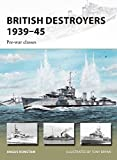 British Destroyers 1939–45: Pre-war classes