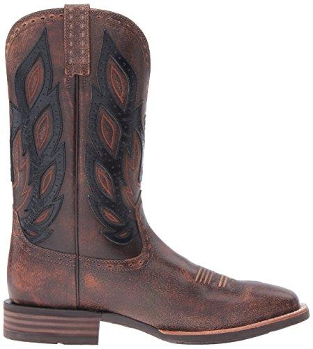 Ariat Mens Nighthawk Western Cowboy Boot Vintage Bombplan