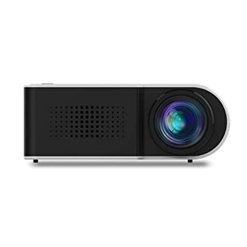 BESTSUGER Mini proyector, 1080P Full HD LED Projector, 30,000 ...