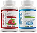 Raspberry Ketones 1000mg Weight Management Fat Burner and Detox / Fiber Supplement | x120 Capsules that are Suitable for VEGETARIANS & VEGANS | Helps Shed Fat For Men And Women | Safe And Effective Weight Loss and Natural Dietary Fiber Capsules that Work Fast | 30 Day Money Back Guarantee | UK Manufactured, GMP Standards