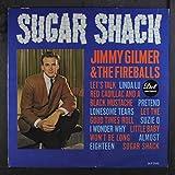 sugar shack LP -  JIMMY GILMER & FIREBALLS, Vinyl