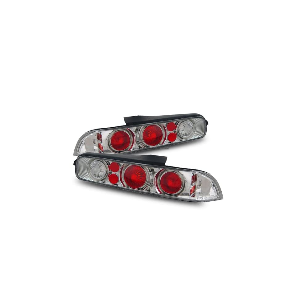 Acura Integra Chrome Tail Lights G2   Fits All