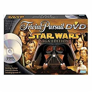 Trivial Pursuit Dvd Star Wars