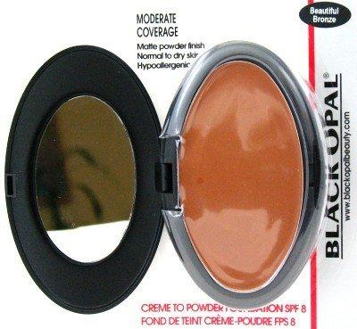 Black Opal Creme To Powder Foundation Beautiful Bronze (Case of 6)