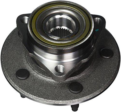 01 Front Wheel Bearings - 7