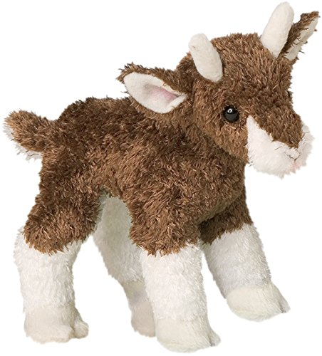 Goat Stuffed Animal (Douglas Cuddle Toys Buffy Baby Goat)