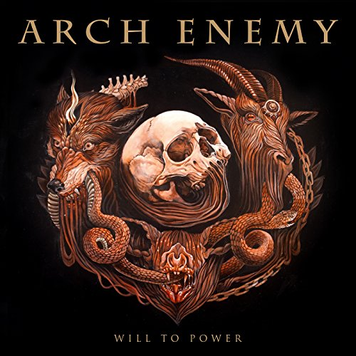 Arch Enemy - Will To Power - (88985458352) - Digipak - CD - FLAC - 2017 - WRE Download