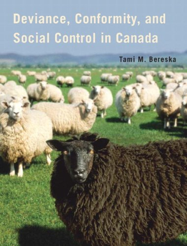 Deviance, Conformity, and Social Control in Canada
