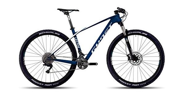 GHOST LECTOR LC 3 - Bicicleta modelo 2016 RH XL, 54 cm ...