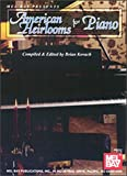 American Heirlooms for Piano, , 0786632763