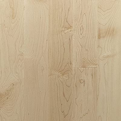 """Maple Select & Better Prefinished Engineered Wood Flooring 3"""" x 5/8"""" Samples at Discount Prices by Hurst Hardwoods"""