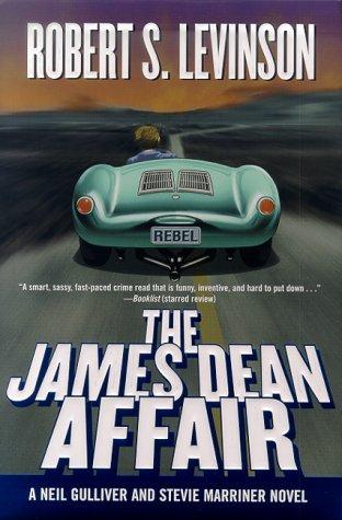 The James Dean Affair: A Neil Gulliver & Stevie Marriner Novel PDF