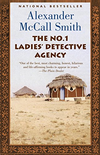 The No. 1 Ladies' Detective Agency: A No. 1 Ladies' Detective Agency Novel (1) (No. 1 Ladies' Detective Agency series) cover