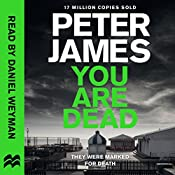 You Are Dead: Roy Grace, Book 11 | Peter James